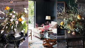 Get the Look: Wild Fall Flower Arrangements