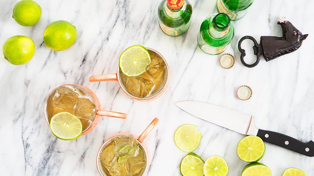 Drink Me: Moscow Mule