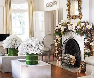 Festive Florals from Top Designers