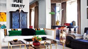 Postwar Pad: A Spanish Designer Breathes New Life into a Madrid Apartment