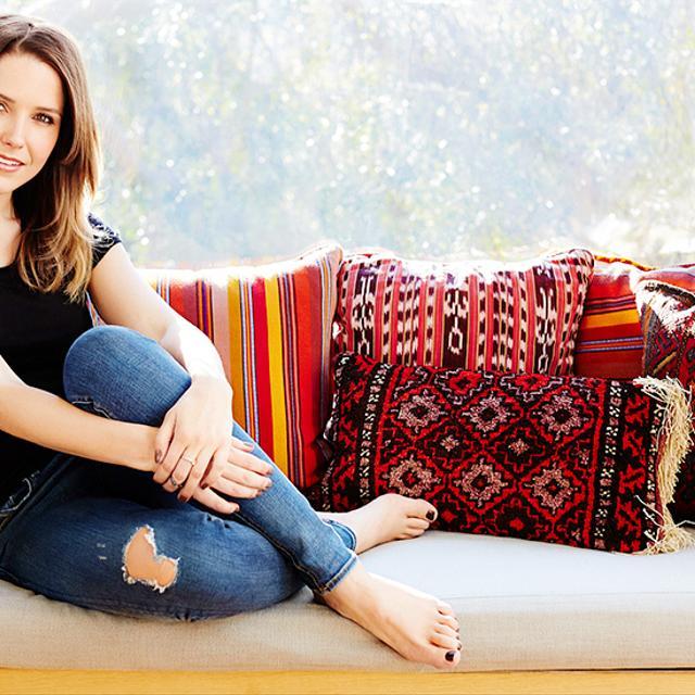 Home Tour: Sophia Bush's Hollywood Launch Pad