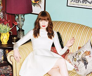 At Home with Florence Welch