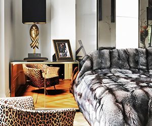 Inside a London Home Full of Luxurious Layers