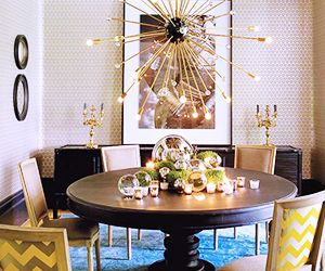 The Guide to Selecting Dining Room Light Fixtures