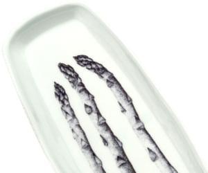 Springtime Must-Have: Asparagus Plate