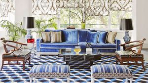Keeping Up With Castillo: A Vibrant Living Room
