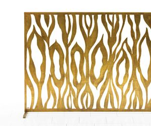 6 Fireplace Screens That Will Transform Your Whole Room