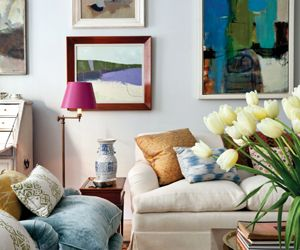 Step Inside an Approachable, Art-Centric NYC Apartment