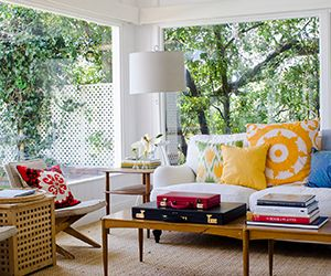 Fashion Designer Minnie Mortimer Lists Her Stunning Nantucket-Style LA Home