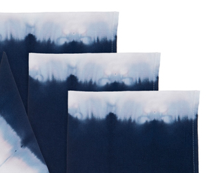 On Trend: Dip-Dye Napkins