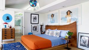 Tour Designer-to-the-Stars Trip Haenisch's Eccentric Home