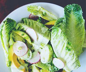 An Updated Classic: Green Goddess Salad