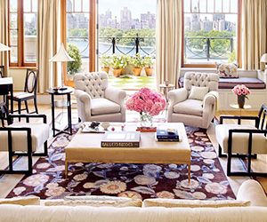 Bette Midler Shows Off Her Enviable Central Park Penthouse