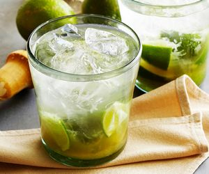 Celebrate the World Cup With the Sweet and Tart Caipirinha