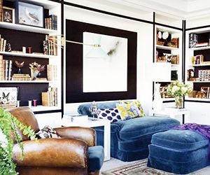Inside a Chic, Sophisticated Spanish Home