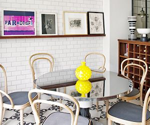 Step Inside an Eclectic Parisian Pad