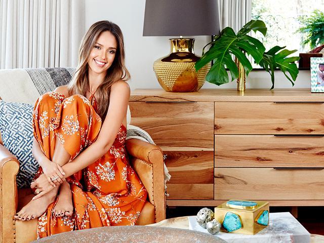 Before & After: Jessica Alba's Brilliant Bedroom Makeover