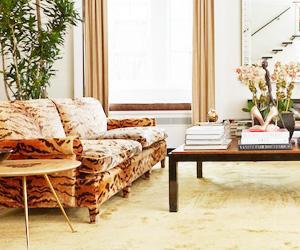 Tour Carole Radziwill's Newly Renovated New York Apartment