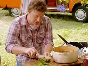Jamie Oliver's Favourite Campfire Recipes