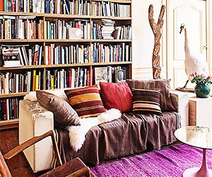 Step Inside a Belgian Townhouse With Bohemian Flair