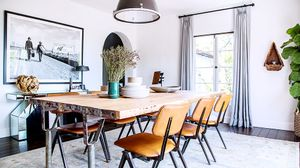 Home Tour: An Edgy Spanish-Style Home