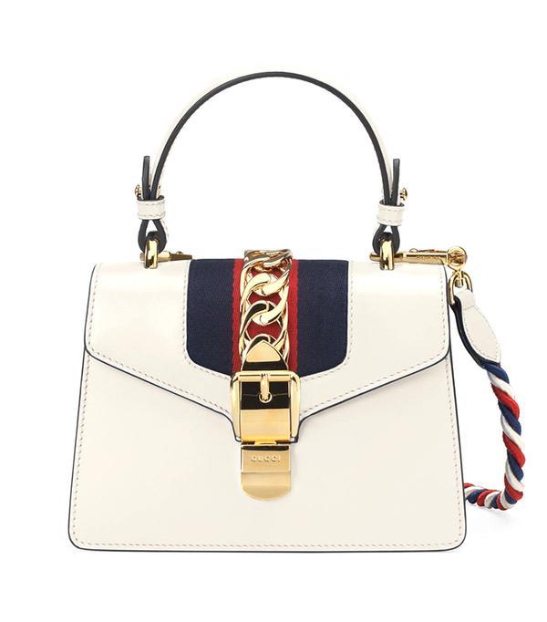 Sylvie leather mini bag