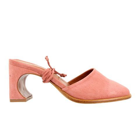 Iris Suede Pink