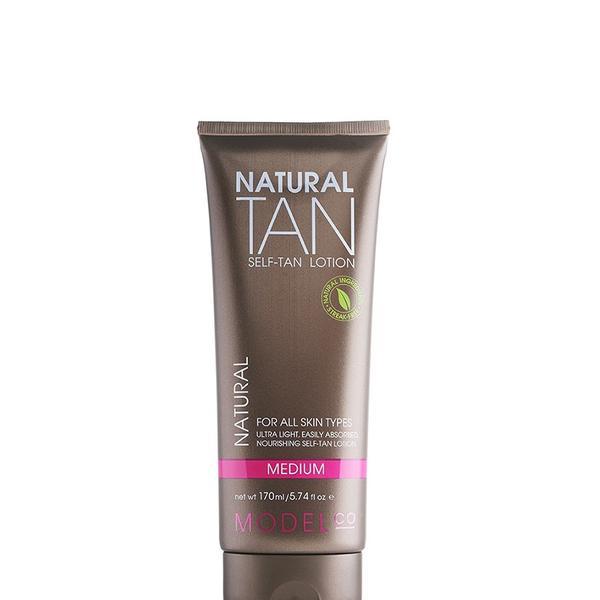 ModelCo Natural Tan Self-Tan Lotion