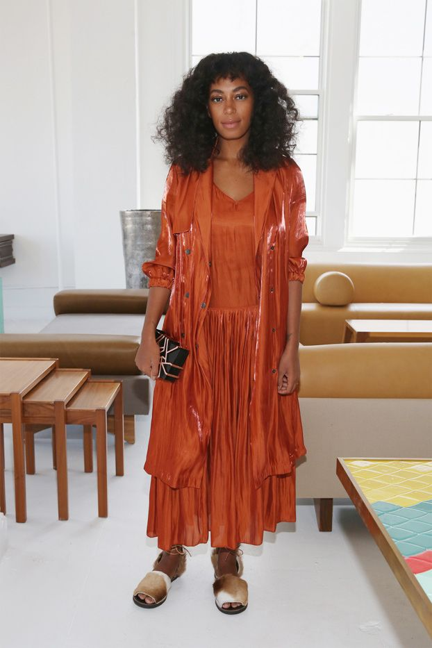 WHO: Solange Knowles