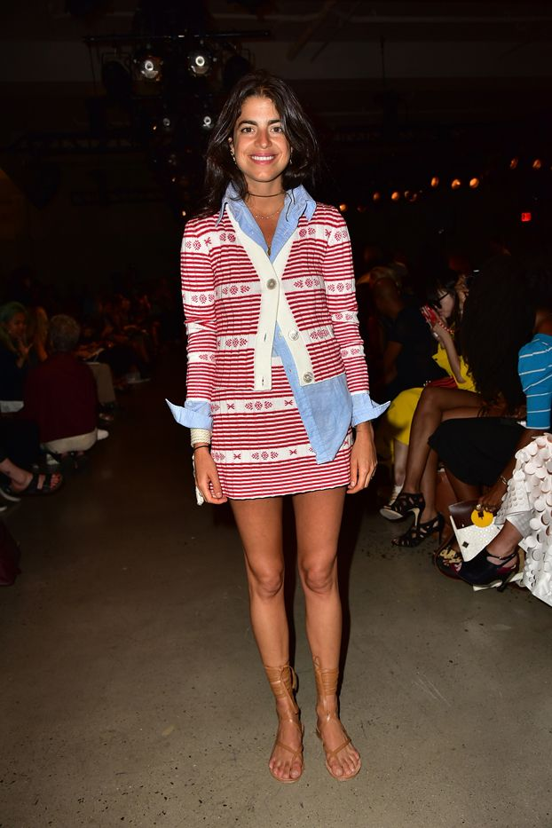 WHO: Leandra Medine