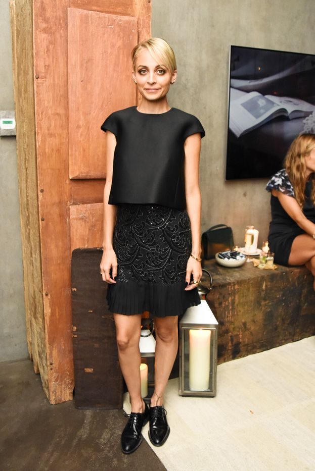 WHO: Nicole Richie