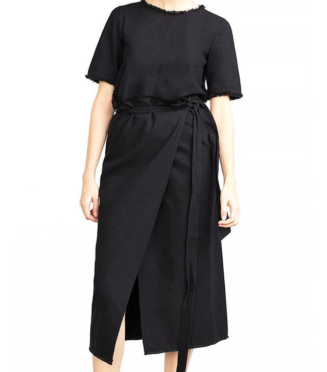 Zara Wraparound Skirt