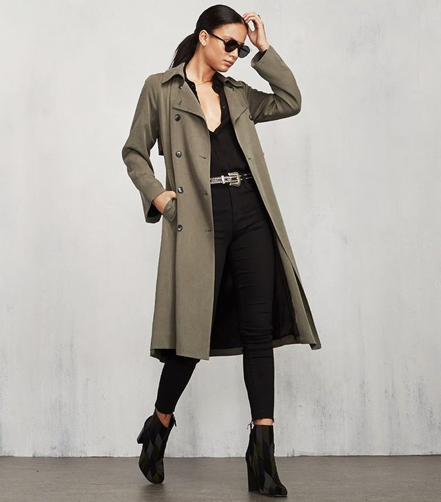 Reformation Kensington Trench