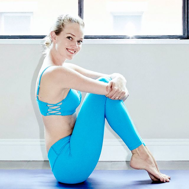 GIF Fit: My 10-Minute Pilates Workout, by Lindsay Ellingson
