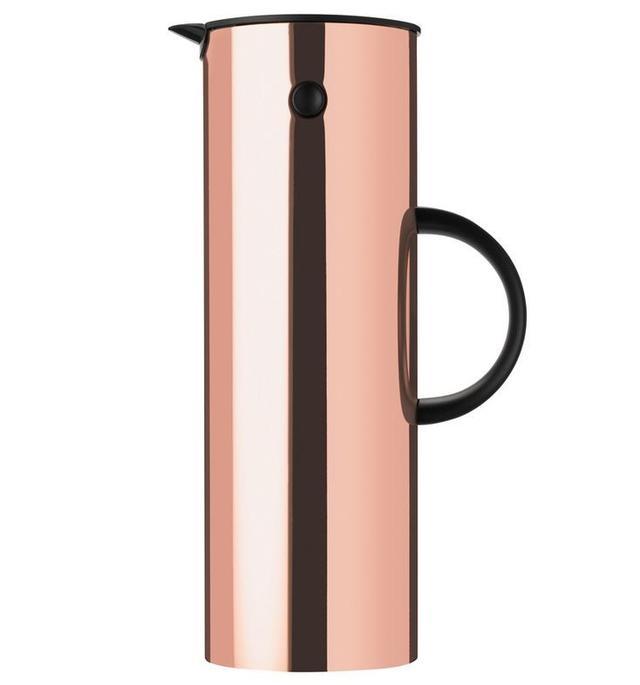 Stelton Copper Classic Vacuum Jug