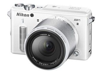 Nikon Waterproof Compact System Camera