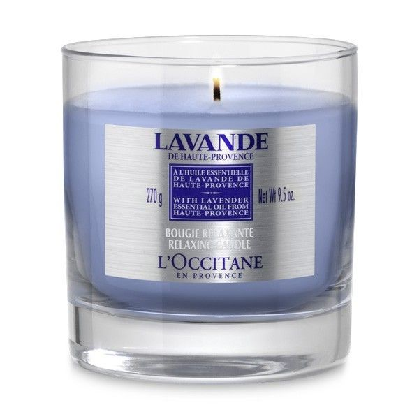 L'Occitane en Provence Relaxing Lavender Candle