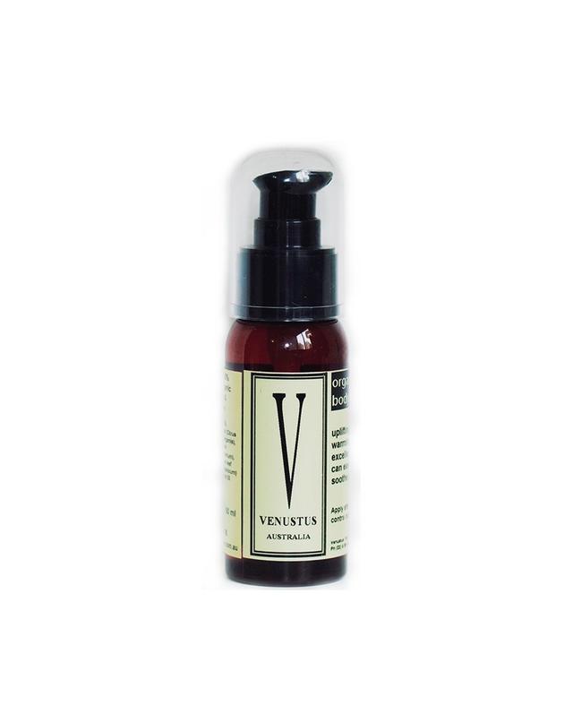 Venustus Organic Ancient Spice Body Serum