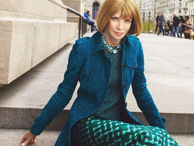 "This Is Anna Wintour's Secret to Success—and It Isn't ""B*tchiness"""