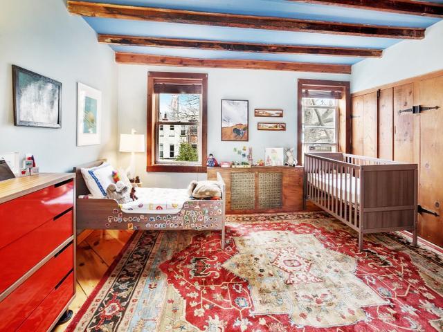Rose Byrne's Brooklyn Love Nest Is a Bohemian Dream
