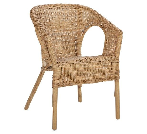 Fantastic Furniture Tessa 1 Seater Rattan Chair