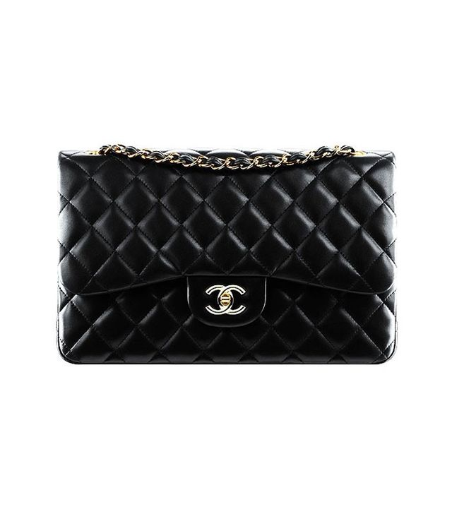 Chanel Flap Bag in Quilted Lambskin