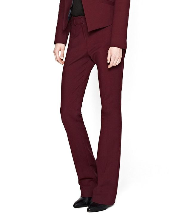 French Connection Gloss Bootcut Tailored Trousers