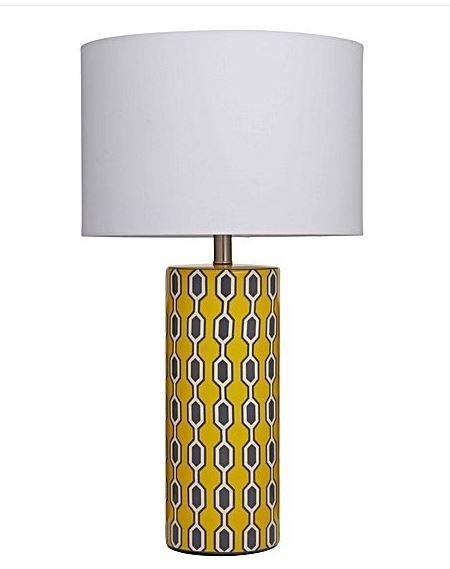 Amalfi Links Table Lamp (set of 2)
