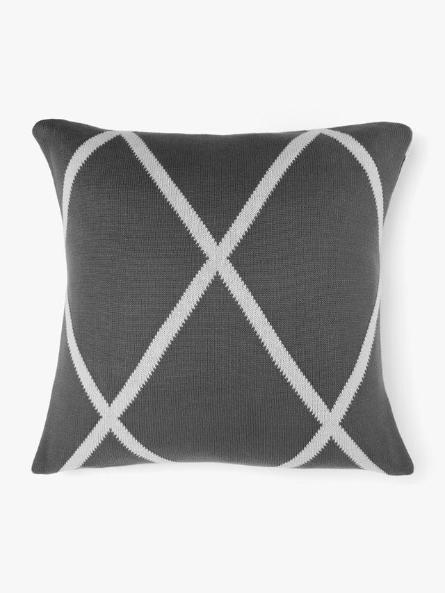 Aura Home Diamond Cushion