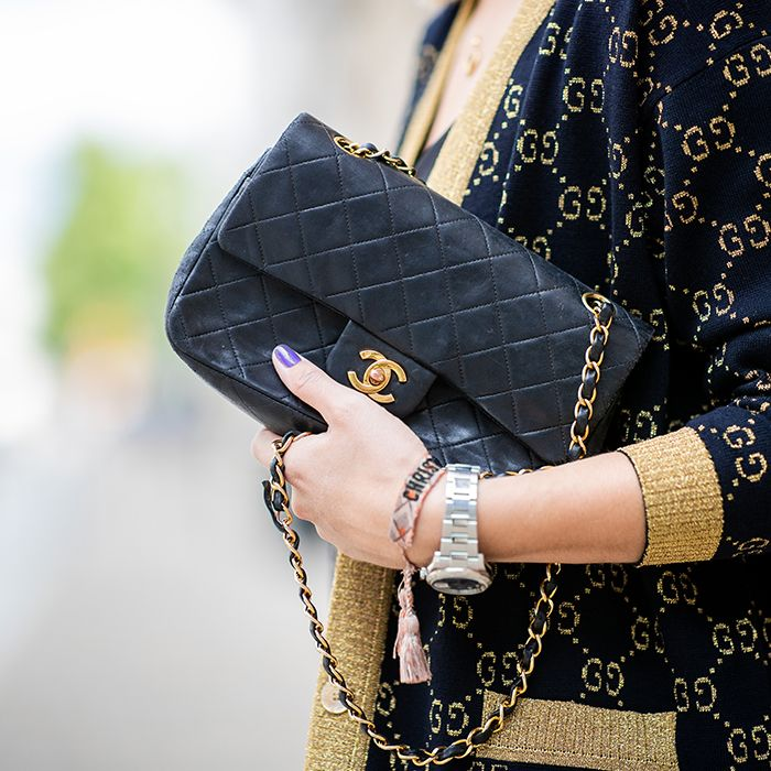 how to buy chanel bag: learn the red flags of counterfeit bags