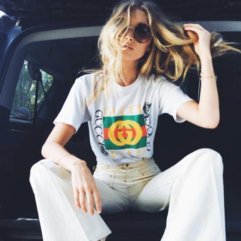 Weekend Style Ideas: Elsa Hosk