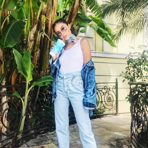 Weekend Style Ideas: : Olivia Culpo