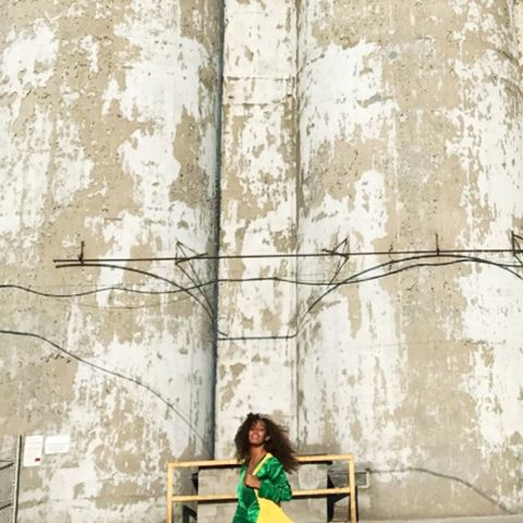 Weekend Style Ideas: Solange Knowles