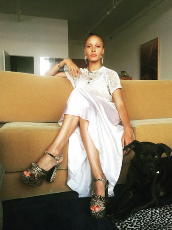 Weekend Style Ideas:  Adwoa Aboah